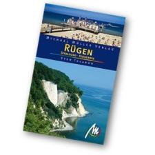Rügen (Hiddensee, Stralsund) Reisebücher - MM 3385 idegen nyelvű könyv