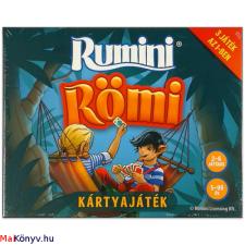 Rumini Römi (Kártyajáték) ajándékkönyv