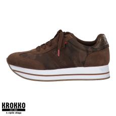 S.Oliver 23612-35-318 fűzős sneaker sportcipő
