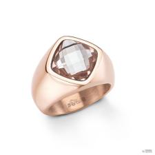 S.Oliver ékszer Női gyűrű nemesacél IP rosĂŠ Gr. 58 SO999 - 465380 gyűrű