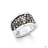 S.Oliver ékszer Női gyűrű nemesacél SO899 52 (16.5 mm Ă?)
