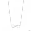 S.Oliver ékszer Női Lánc Collier ezüst Zyrkonia Infinity 2012527