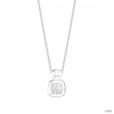 S.Oliver ékszer Női Lánc ezüst Zyrkonia Rechteck 2012510 nyaklánc