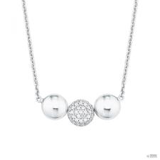 S.Oliver ékszer Női Lánc nyaklánc ékszer ezüst cirkónia 2024212 nyaklánc
