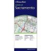 Sacramento, CA térkép - Rand McNally