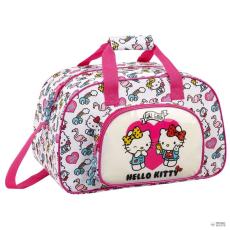 Safta táska sport Hello Kitty Girl Gang 40cm gyerek