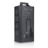 SAIZ Saiz Premium - automata vaginaszívó pumpa (áttetsző-fekete)
