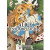 Sakura Kinoshita Alice Csodaországban - Képregény