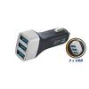 SAL 12V - 5V USB 3100mA SAL SA 045 autós töltő