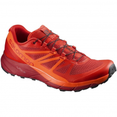 Salomon Shoes Sense Ride Fiery multisport cipő D