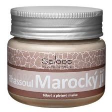 SALOOS 100% Marokkói agyag Rhassoul 150 g bőrápoló szer