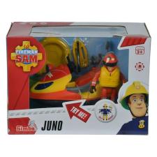 Sam a tűzoltó Juno jet-ski figurával játékfigura