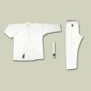 Saman Karate ruha, Saman, Basic Kata, övvel, fehér, pamut
