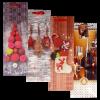 Samipack ajándéktasak karácsonyi (árkód 412) italos