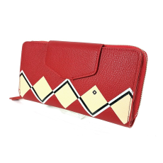 SAMSONITE SERAPHINA SLG piros nagy irattartós női pénztárca CD6*50*309