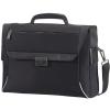"SAMSONITE SPECTROLITE/Briefcase 1 Gusset 16""/Black"