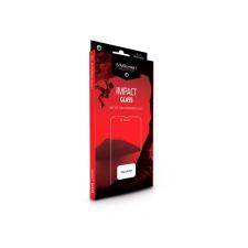 Samsung A217F Galaxy A21s edzett üveg képernyővédő fólia - MyScreen Protector Impact Glass Fullcover mobiltelefon kellék