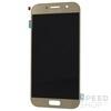 Samsung A520 Galaxy A5 2017 kompatibilis LCD modul, OEM jellegű, arany