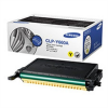 Samsung CLP-Y660A Lézertoner CLP 610, 660 nyomtatókhoz, SAMSUNG sárga, 2k