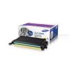 Samsung CLP-Y660B Lézertoner CLP-610, CLP-660, CLX-6210, CLX-6240 nyomtatókhoz, , sárga, 5k