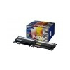 Samsung CLT-P404C Lézertoner multipack SL C430W, SL C480W nyomtatókhoz, SAMSUNG b+c+m+y 1,5k + 3x1k