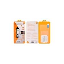 Samsung E700 Galaxy E7 üvegfólia, ütésálló kijelző védőfólia törlőkendővel (0,3mm vékony, 9H)* mobiltelefon előlap