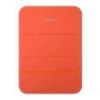 samsung EF-ST210BOE álló szövetbevonatos támasztós tok narancs (T210, T211 Galaxy Tab 3 7.0)*