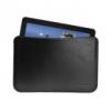 Samsung EFC-1C9LBECSTD bebújtatós gyári bőrtok P7300 Galaxy Tab 8.9-hez fekete*