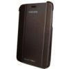 Samsung EFC-1G5SAE oldalra nyíló támasztós gyári tok barna (P3100 Galaxy Tab 2 7.0)*
