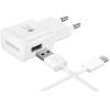 Samsung EP-TA20EWECGWW 15W USB Type-C fehér gyorstöltő