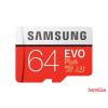Samsung EVO Plus microSDXC memóriakártya,64GB