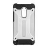 Samsung Forcell Armor Samsung G960 Galaxy S9 ütésálló szilikon/műanyag tok ezüst