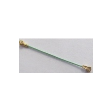 Samsung G800 Galaxy S5 mini antenna kábel 29 mm (zöld)* mobiltelefon előlap