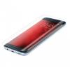 Samsung Galaxy A3 (2017) SM-A320F, Kijelzővédő fólia (az íves részre is!), Forcell Full Cover, Clear