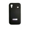 Samsung Galaxy Ace S5830 rácsos kemény műanyag  hátlaptok fekete (SAMACECCBK)*