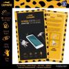 Samsung Galaxy Core Prime SM-G360F, Kijelzővédő fólia, ütésálló fólia, Gepard, Tempered Glass (edzett üveg), Clear