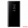 Samsung Galaxy Note 9 clear view cover,Fekete