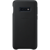 Samsung Galaxy S10e Leather Cover EF-VG970