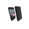 Samsung Galaxy S2 i9100, TPU szilikon tok, fekete