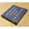 Samsung Galaxy S4 Zoom series BP740AE bulk Li-Ion 3.8V 2330mAh utángyártott akku/akkumulátor