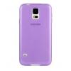 Samsung Galaxy S5 SM-G900, TPU szilikon tok, lila