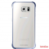 Samsung Galaxy S6 Edge+ clear cover tok,Kékesfekete