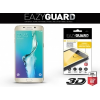Samsung Galaxy S6 Edge SM-G925, Kijelzővédő fólia (az íves részre is), Eazy Guard, Diamond Glass (Edzett gyémántüveg), 3D Fullcover , arany