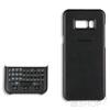 Samsung Galaxy S8+ gyári Keyboard Cover, billentyűzetes tok, fekete, EJ-CG955BB, (SM-G955)