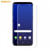 Samsung Galaxy S8 SM-G950, Kijelzővédő fólia (az íves részre is!), Enkay, Clear Prémium