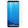 Samsung GALAXY S9 átlátszó TELJES képernyős hajlított védőüveg, kijelzővédő fólia üvegből, karcálló edzett üveg, üvegfólia
