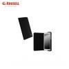Samsung Galaxy Tab 3 7.0 SM-T210 / P3200, valódi bőrtok, mappa tok, Krusell Malmö, fekete