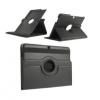 Samsung Galaxy Tab 4 10.1 SM-T530 / T535 mappa tok, elforgatható (360°) fekete