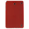 Samsung Galaxy Tab A 8.0 SM-T350, TPU szilikon tok, fényes piros