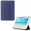 Samsung Galaxy Tab S2 8.0 SM-T710 / T715, mappa tok, Trifold, sötétkék